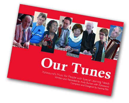 photo of the cover of 'Our Tunes'